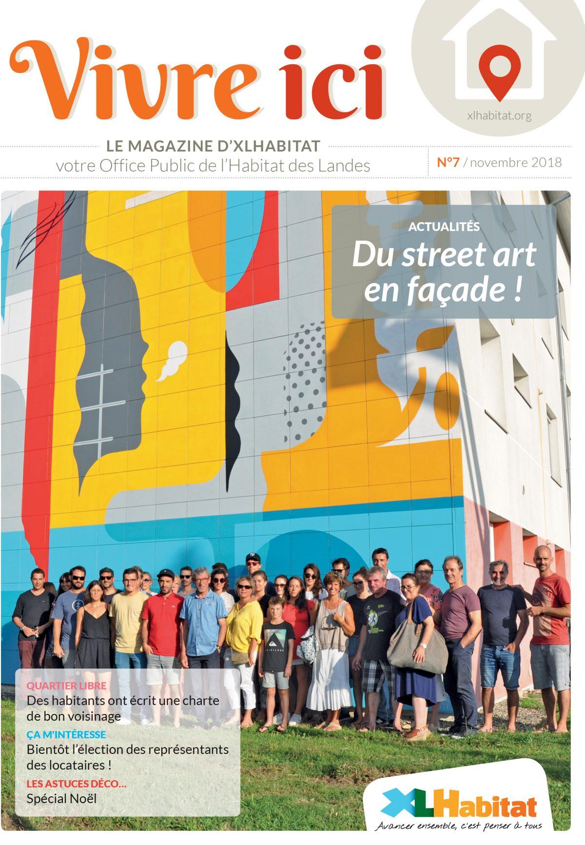 Magazine locataires XLHabitat n°7