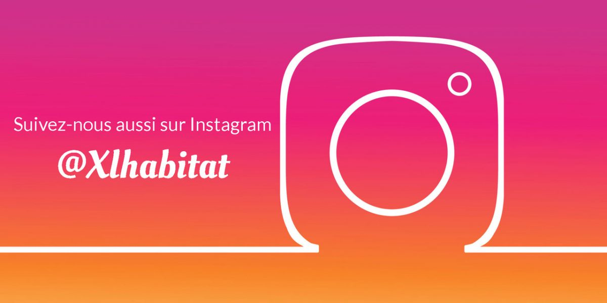XLHabitat sur Instagram !